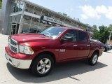 2014 Deep Cherry Red Crystal Pearl Ram 1500 Big Horn Crew Cab 4x4 #114517786