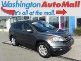 2011 Polished Metal Metallic Honda CR-V EX-L 4WD #114517733