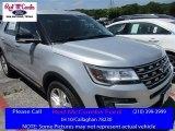2016 Ingot Silver Metallic Ford Explorer XLT #114517649