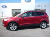 2013 Ruby Red Metallic Ford Escape SEL 2.0L EcoBoost 4WD #114517929