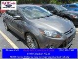 2014 Sterling Gray Ford Focus Titanium Sedan #114517719