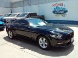 2017 Shadow Black Ford Mustang V6 Coupe #114517710