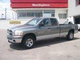 2006 Mineral Gray Metallic Dodge Ram 1500 SLT Quad Cab 4x4 #11405393
