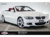 2013 Alpine White BMW 3 Series 335i Convertible #114517815