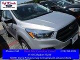 2017 Ingot Silver Ford Escape S #114517699