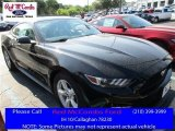 2017 Shadow Black Ford Mustang V6 Coupe #114517698