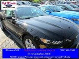 2017 Shadow Black Ford Mustang V6 Coupe #114517694