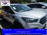 2017 Ingot Silver Ford Escape Titanium #114517692