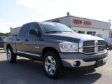 2008 Mineral Gray Metallic Dodge Ram 1500 Lone Star Edition Quad Cab #11412778