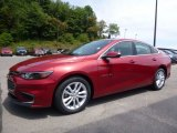 2016 Crystal Red Tintcoat Chevrolet Malibu LT #114517799