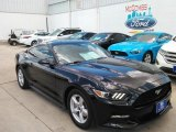 2017 Shadow Black Ford Mustang V6 Coupe #114544447