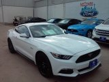 2017 Oxford White Ford Mustang GT Premium Coupe #114544446