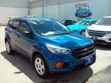 2017 Lightning Blue Ford Escape S #114544441