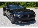 2017 Shadow Black Ford Mustang Ecoboost Coupe #114544679
