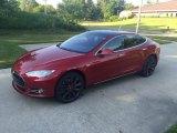 2014 Tesla Model S P85D Performance