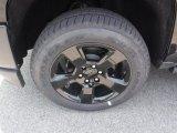 2016 Chevrolet Silverado 1500 Special Ops Edition Double Cab 4x4 Wheel