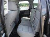 2016 Chevrolet Silverado 1500 Special Ops Edition Double Cab 4x4 Rear Seat