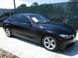 2013 Jet Black BMW 3 Series 320i xDrive Sedan #114571430