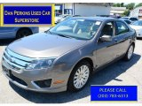2011 Sterling Grey Metallic Ford Fusion Hybrid #114571098