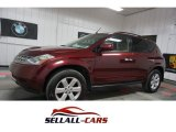 2007 Merlot Pearl Nissan Murano S AWD #114571074
