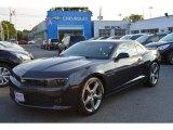 2014 Blue Ray Metallic Chevrolet Camaro LT Coupe #114594951