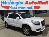 2016 Summit White GMC Acadia SLT AWD #114594972