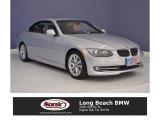 2013 Titanium Silver Metallic BMW 3 Series 328i Convertible #114595037