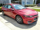 2016 Crystal Red Tintcoat Chevrolet Malibu LT #114594870