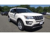 2017 White Platinum Ford Explorer XLT 4WD #114616888