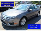 2011 Sterling Grey Metallic Ford Fusion Hybrid #114623817