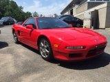 1995 Acura NSX Formula Red