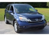 2010 Glacier Blue Metallic Honda CR-V EX-L AWD #114624052