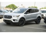 2017 Ingot Silver Ford Escape Titanium 4WD #114623954