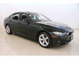 2013 Jet Black BMW 3 Series 320i xDrive Sedan #114646315