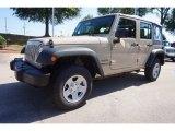 2016 Mojave Sand Jeep Wrangler Unlimited Sport 4x4 #114646149