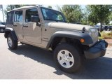 2016 Jeep Wrangler Unlimited Mojave Sand