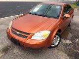 2007 Sunburst Orange Metallic Chevrolet Cobalt LT Coupe #114646208