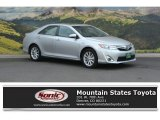 2013 Classic Silver Metallic Toyota Camry Hybrid XLE #114646037