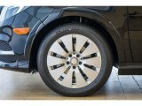 Mercedes-Benz B 2016 Wheels and Tires