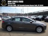 2017 Magnetic Ford Fusion S #114646121