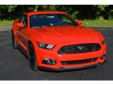 2017 Race Red Ford Mustang GT Coupe #114646275