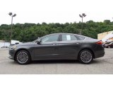 2017 Magnetic Ford Fusion SE AWD #114646224