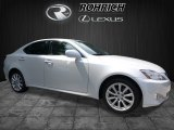 2008 Starfire White Pearl Lexus IS 250 AWD #114646221