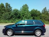 2014 Fathom Blue Pearl Dodge Journey SXT #114672064