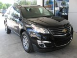Chevrolet Traverse Data, Info and Specs