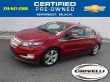 2013 Crystal Red Tintcoat Chevrolet Volt  #114672213