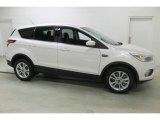 2017 White Platinum Ford Escape SE 4WD #114672023