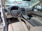 2016 Lincoln MKX Interiors
