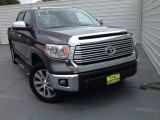 2015 Magnetic Gray Metallic Toyota Tundra Limited CrewMax 4x4 #114691692