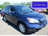 2009 Royal Blue Pearl Honda CR-V EX-L 4WD #114716467